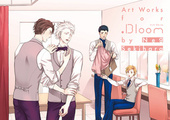 Art Works for .Bloom by Neg Sekihara